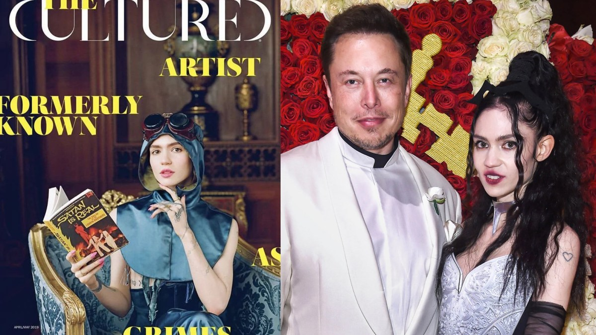Grimes, l'épouse d'Elon Musk, croit en Satan dur comme fer et l'assume !