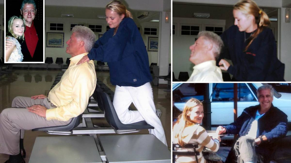 Affaire Epstein : Bill Clinton accusé de pédocriminalité ! [photos inédites]
