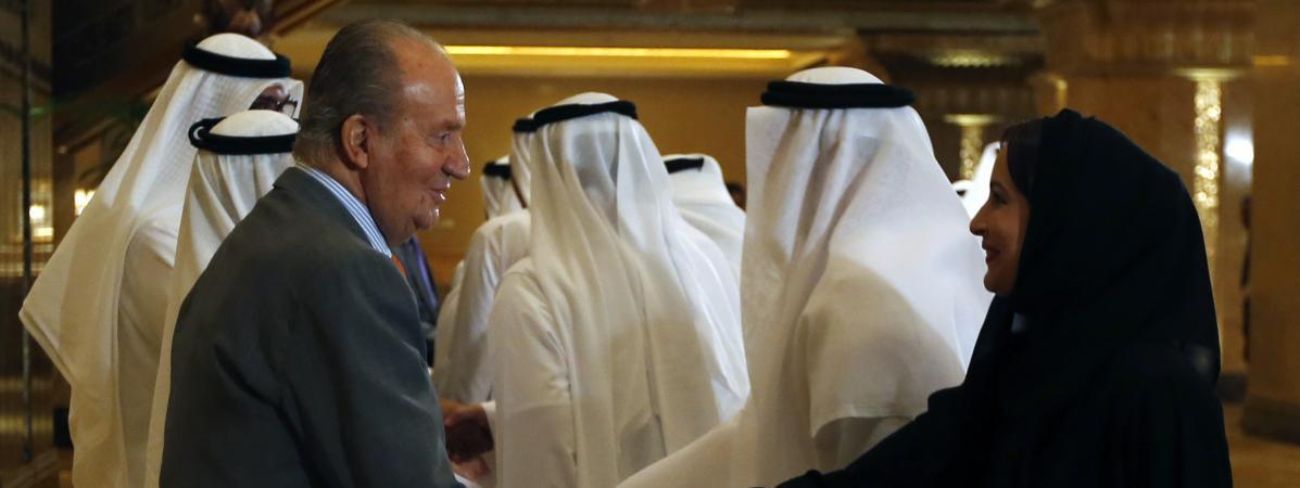 Mafia : Juan Carlos, soupçonné de malversations, a trouvé refuge aux Émirats arabes unis