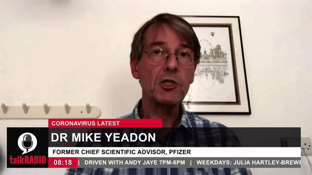Le directeur scientifique de Pfizer déclare que la « deuxième vague » est truqué par des tests COVID faux positifs !