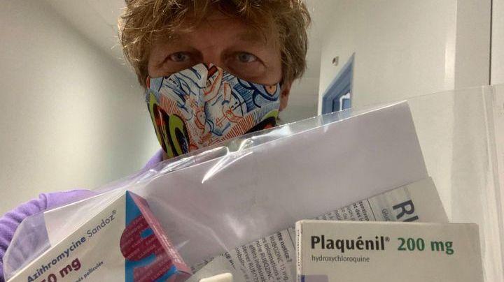 Coronavirus : un journaliste raconte l'efficacité de son traitement à l'HCQ