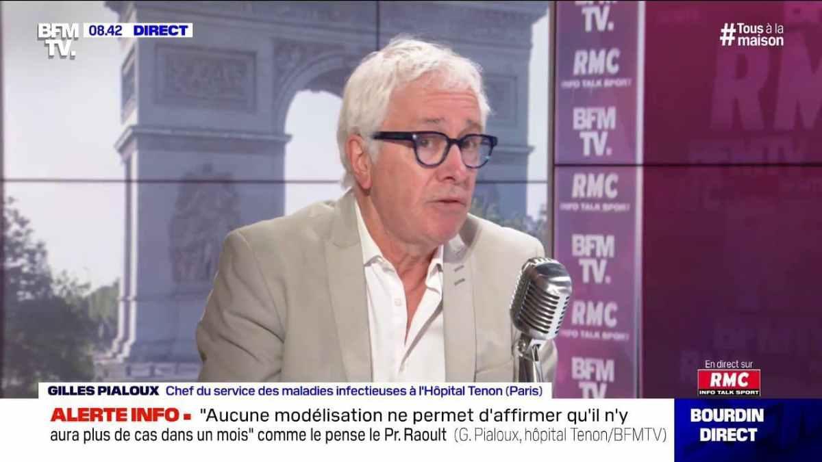 Le Pr Gilles Pialoux responsable et coupable de la future destruction de l'économie française !