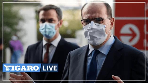 Covid-19 : « Le meilleur moyen de soulager l'hôpital, c'est de ne pas tomber malade », avertit Jean Castex