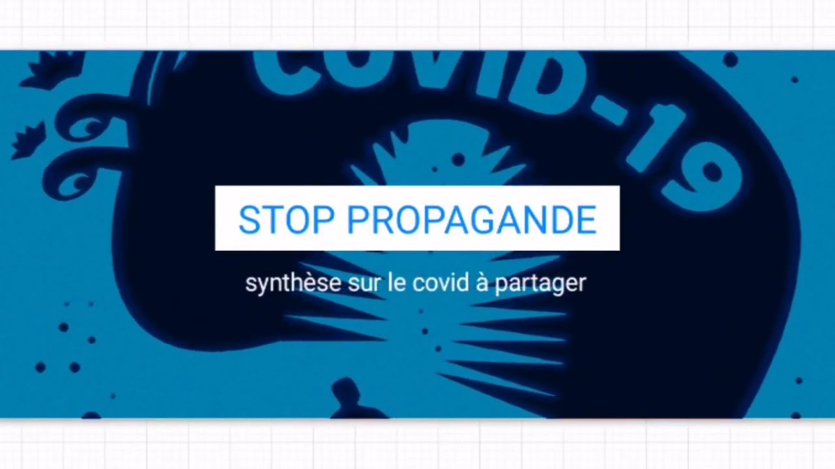 Dictature sanitaire : synthèse des impostures et manipulations du Covid-19