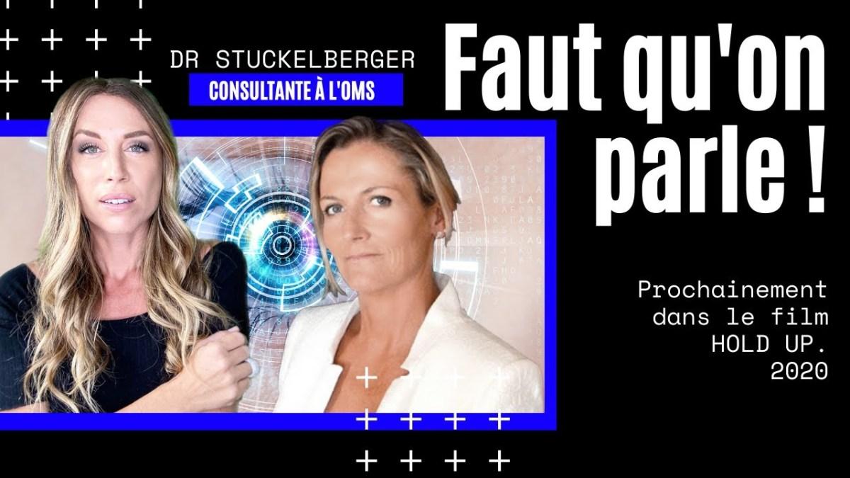 Covid-19 : interview du Dr Astrid Stuckelberger par Ema Krusi