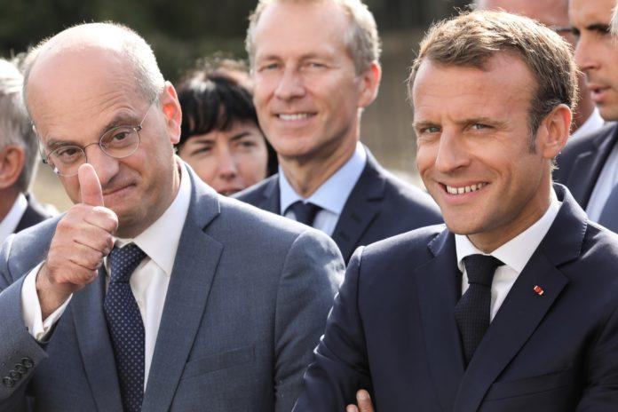 Corruption au sommet de l'État : un syndicat pro-Macron financé à hauteur de 65 000 euros pour sauver Blanquer