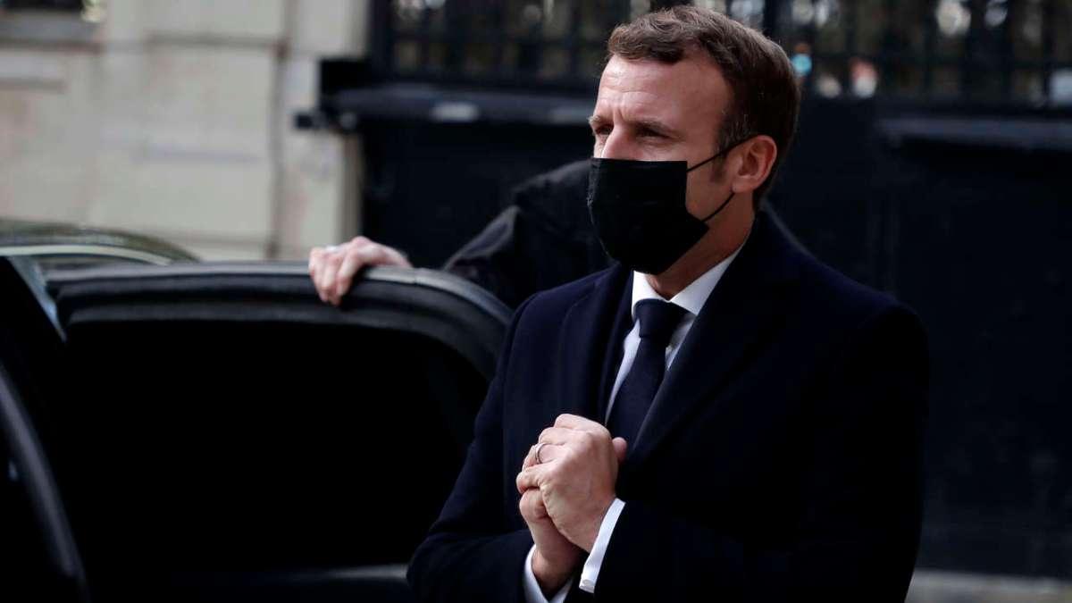 « La France ne se bat pas contre l'islam » selon les propos d'Emmanuel Macron rapportés par le Financial Times !