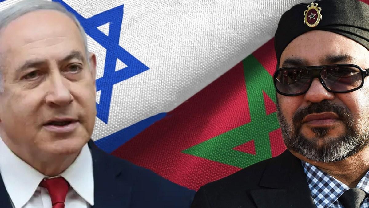 Lorsque l'israël appuie le Maroc pour la colonisation du Sahara occidental