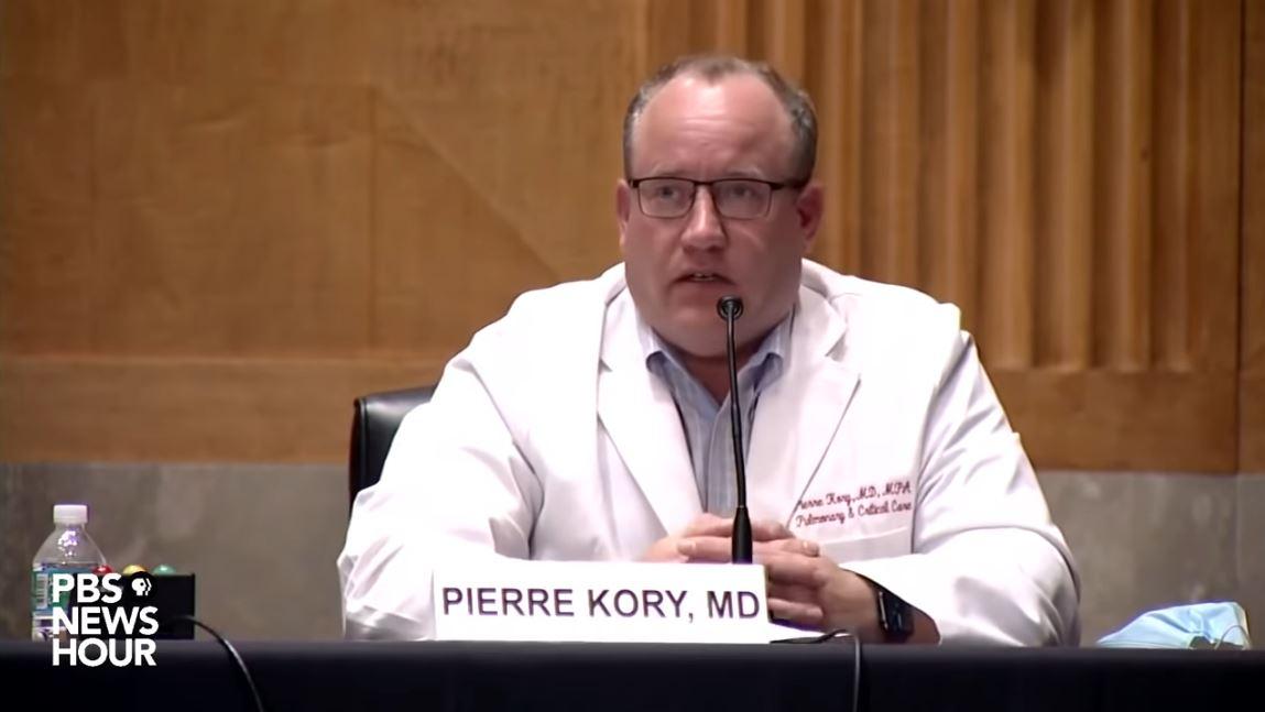 Dr Pierre Kory, présentation épidémiologique sur l'ivermectine en Amérique Latine