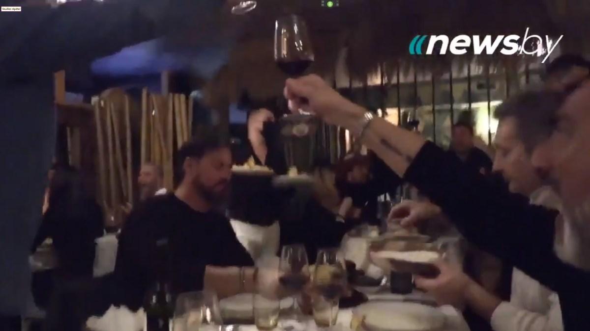Désobéissance civile en Italie : restaurants ouverts avec des clients en terrasses !