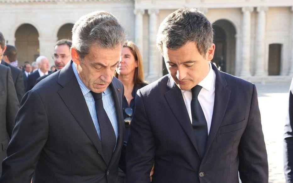 Quand un ministre en exercice apporte « son soutien amical » à un ancien président de la République condamné pour des faits de corruption