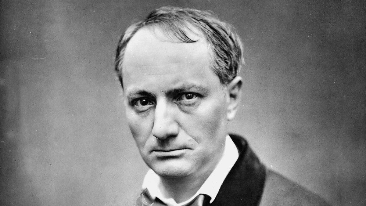 Hommage à Charles Baudelaire, par Lotfi Hadjiat