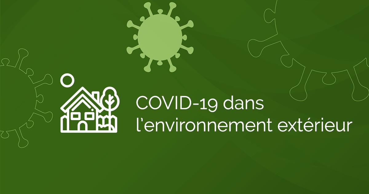 SRAS-CoV-2 : la contamination de surface est en réalité rare !