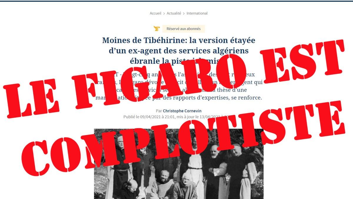 Terrorisme d'État : la version étayée d'un ex-agent des services algériens ébranle la piste islamiste du massacre des moines de Tibéhirine