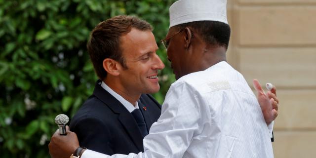 Décès d'Idriss Déby : Jean-Yves Le Drian présente ses « condoléances attristées »