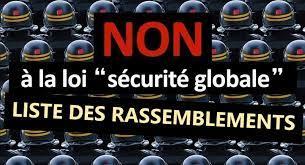 Loi sécurité globale adoptée : résumé, par la Quadrature du Net