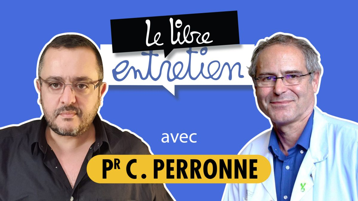 Le Libre Entretien #15 avec le Pr Christian Perronne