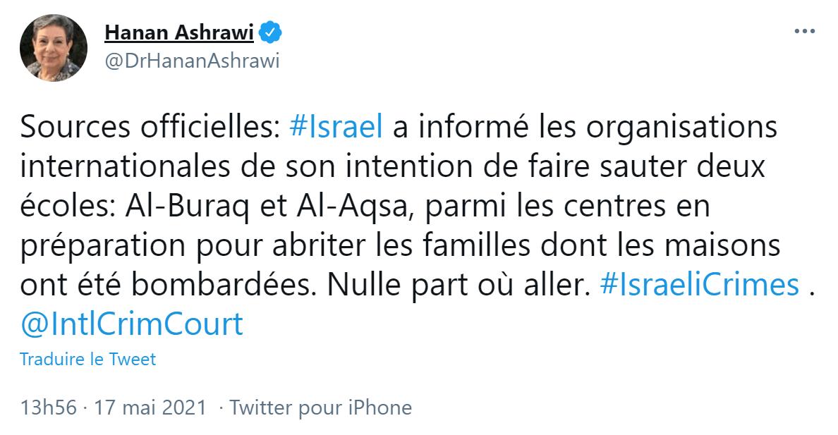L'entité sioniste multiplie les crimes de guerre avec la complicité de l'Occident !
