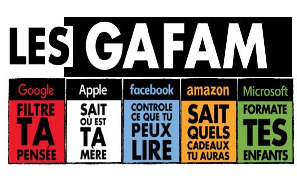 Censure : le pouvoir exorbitant des GAFAM sur le point de prendre un sale coup aux USA !