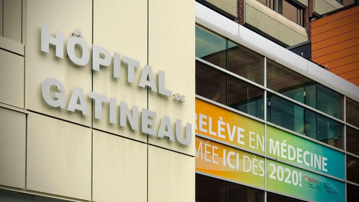 Des bris de services appréhendés à l'Hôpital de Gatineau