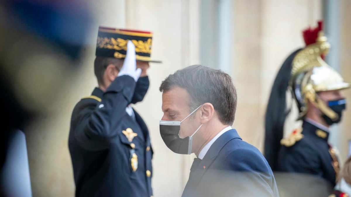 L'Élysée refuse de communiquer les bulletins de paie d'Emmanuel Macron