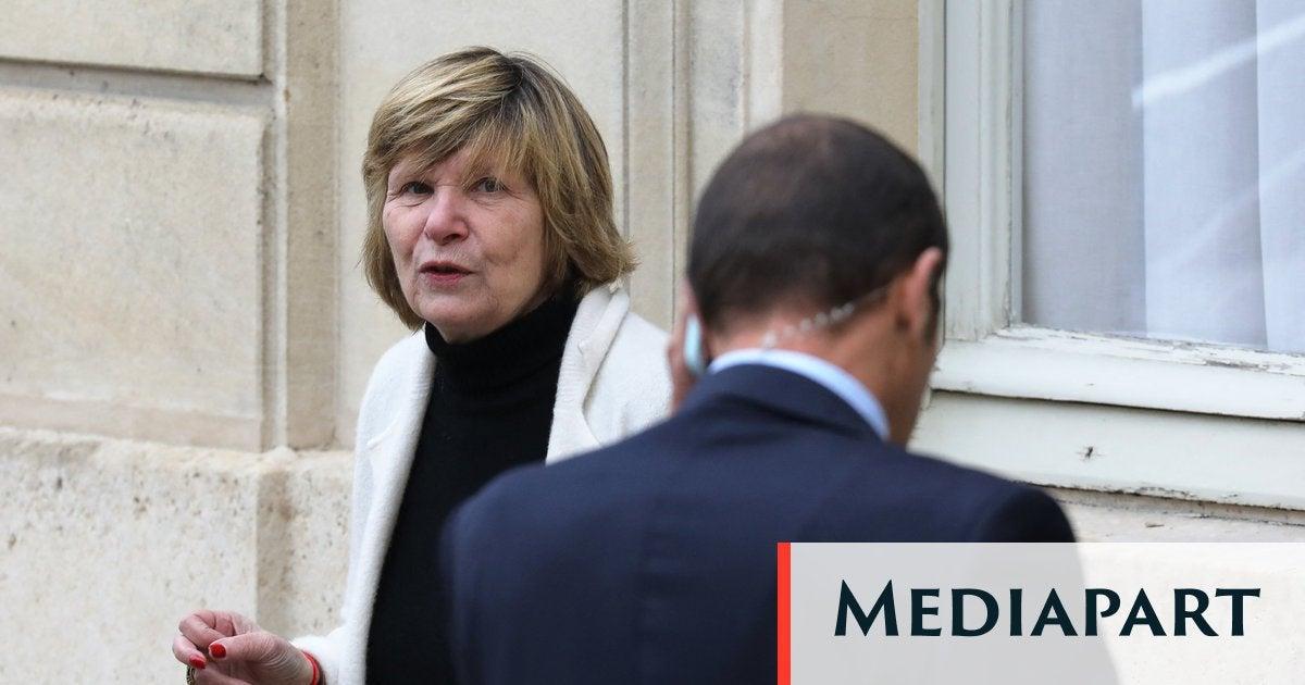 Macronie : « Mimi » Marchand a été incarcérée !