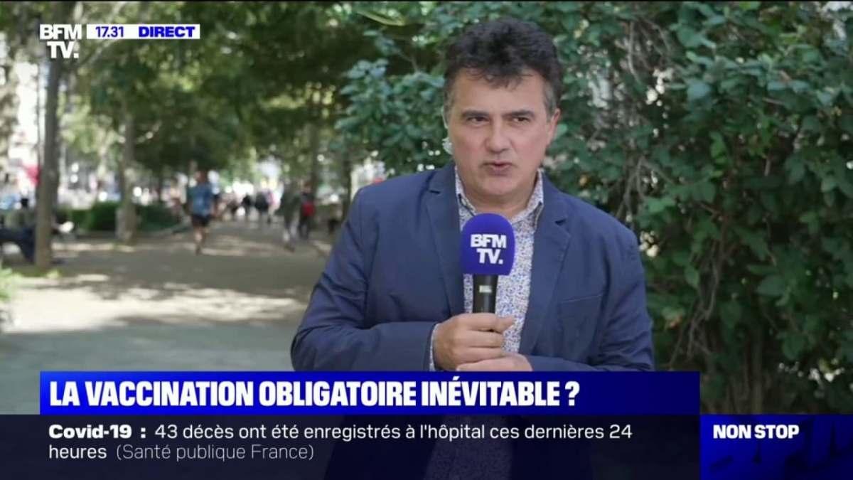 Charlot : selon le Dr Patrick Pelloux, le pass sanitaire serait un « compromis juste » !
