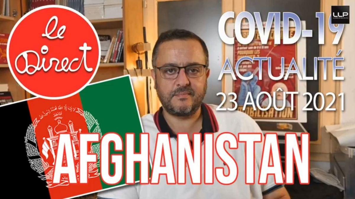 Direct du 23 août 2021 : Afghanistan