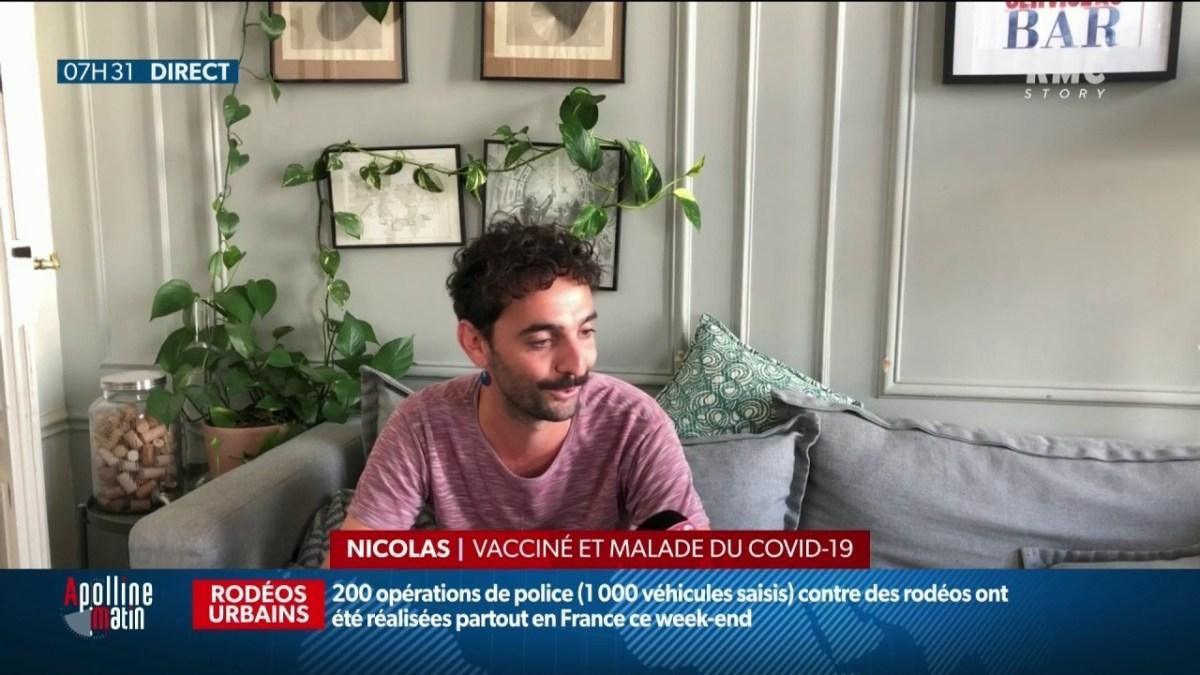 Covid-19 : un Parisien de 28 ans, doublement vacciné en juin mais contaminé !
