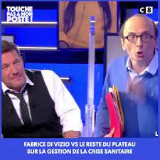 Éric Naulleau humilié par Me Fabrice Di Vizio à propos de la vaccination et du pass sanitaire