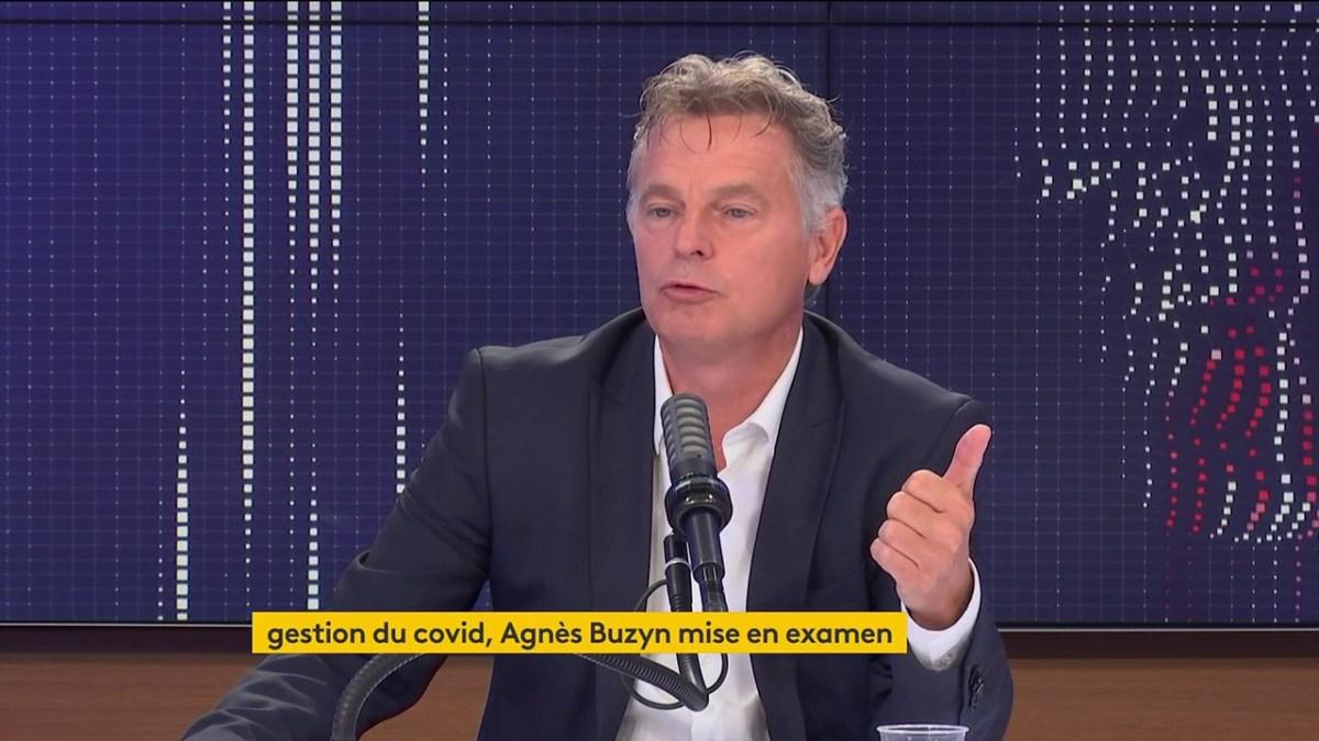 Trahison : Fabien Roussel est contre la mise en examen d'Agnès Buzyn