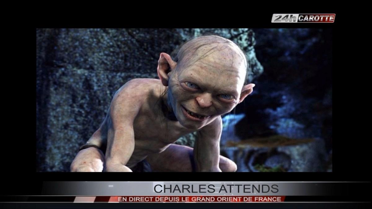 Allocution présidentielle de Charles Attends ! (10 juillet 2021)