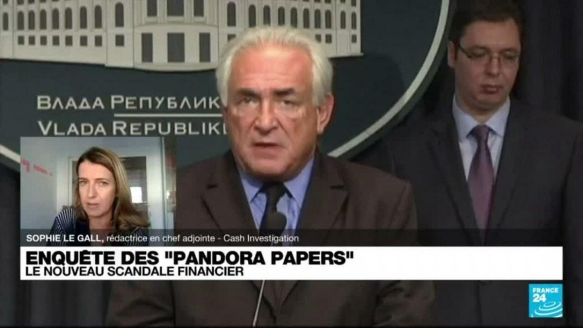 « Pandora papers » : DSK épinglé pour ses activités de conférencier et consultant