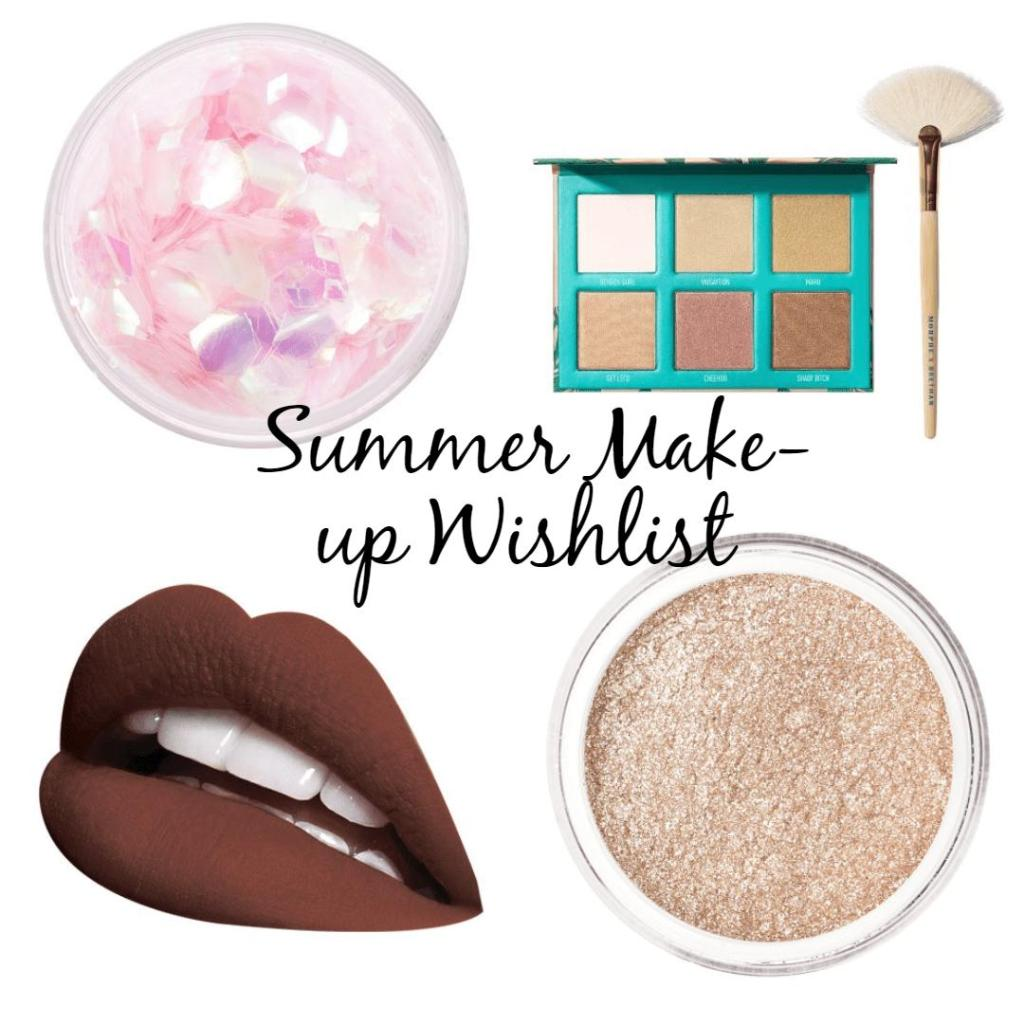 Summer Make-up Wishlist from Beauty Bay and Cult Beauty