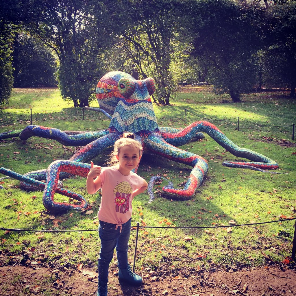 A Family Day Out at Yorkshire Sculpture Park