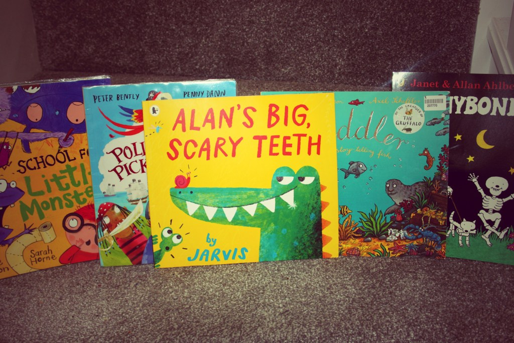 Our Favourite Children's Books – A 5 Year Old's Review