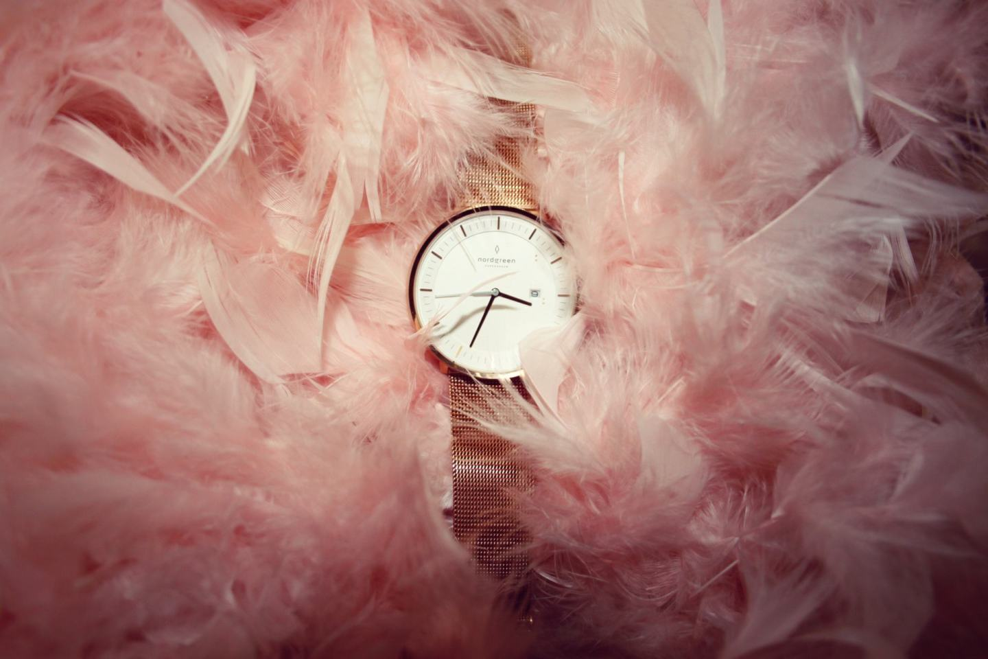 Pretty in Pink Nordgreen Watch