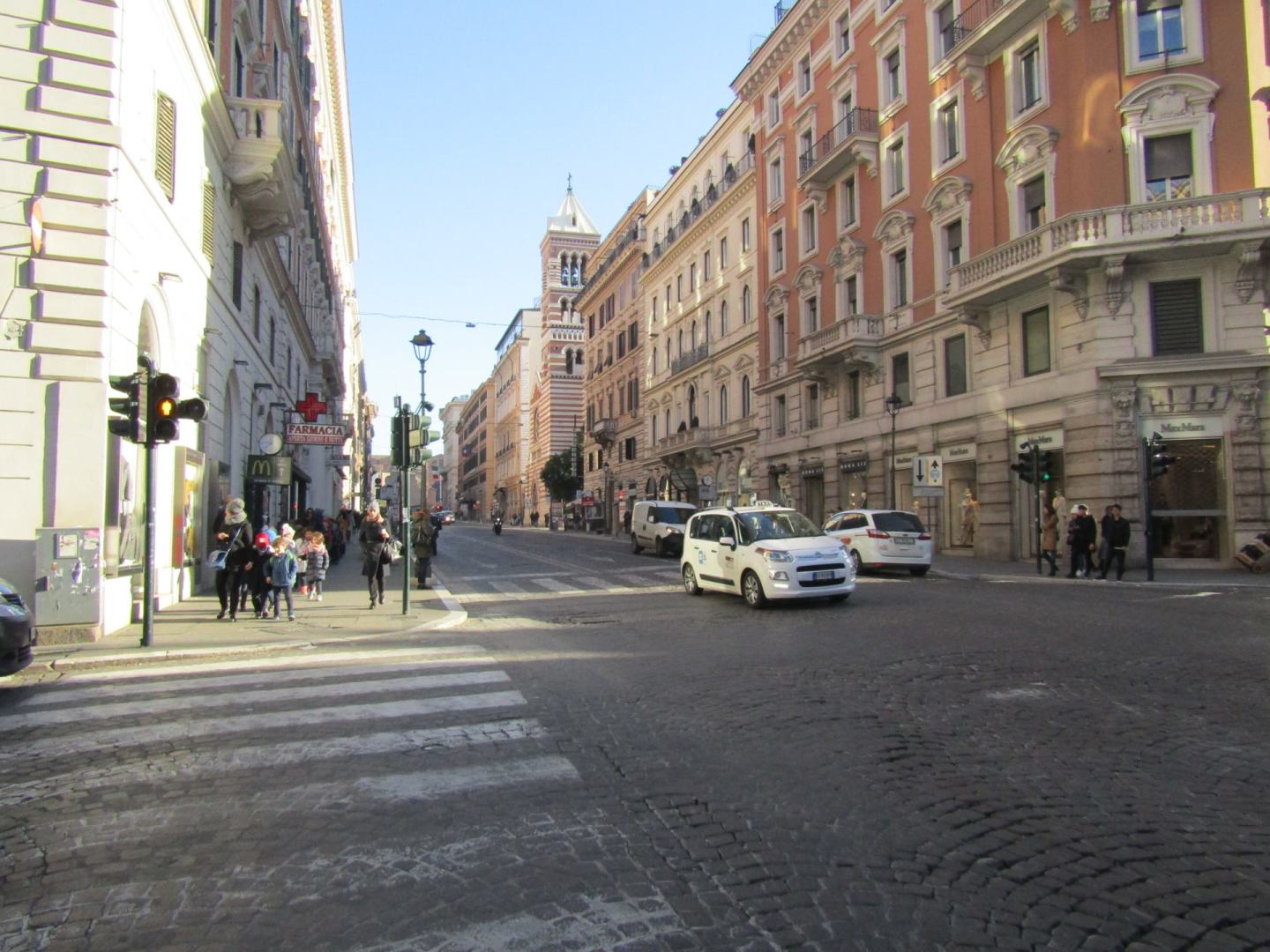 Planning a Trip to Rome - the streets of Rome and endless.