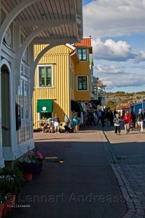 Flanerande in Marstrand