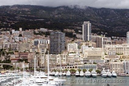 Besök i Monaco