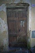 Antik dörr i Ceriana