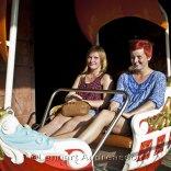 Matilda och Linnea i chock efter sagotunneln