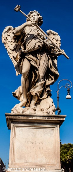 Vacker staty
