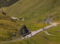 Alpvägar är roliga att köra
