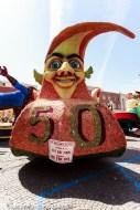 50-års jubileum Blomsterfestivalen
