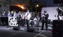 Musikfestival, Blenda Blues band