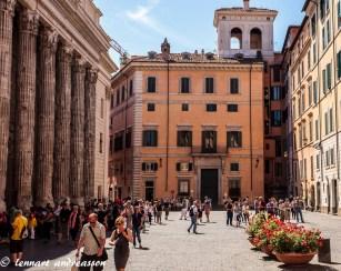 Promenad i Rom