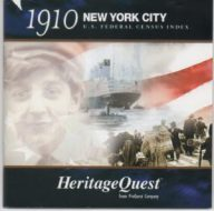 Census 1910 New York City