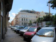 Piazza Dante: Casse di Risparmio Postale