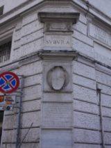 Roma: Quartiere della Suburra
